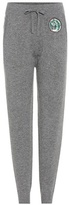 Burberry Rivertaro wool and cashmere sweatpants