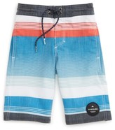 Quiksilver Toddler Boy's Swell Vision Board Shorts