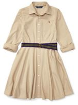 Ralph Lauren Lightweight Chino Shirtdress Shirtdress 7