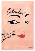 Kate Spade Read My Lips 2017 Wall Calendar - Pink