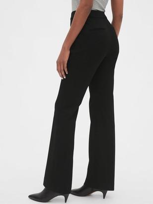 Gap High Rise Curvy Slim Boot Pants