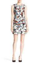 Milly 'Coco' Gardenia Print Dress