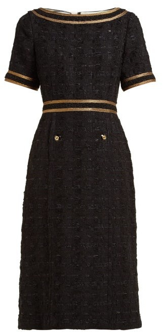 b59fee0c9b8 Gucci Black Dresses - ShopStyle