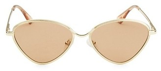 Le Specs Luxe 56MM Bazaar Sunglasses