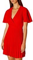 Karen Millen Lasercut-Detail Dress