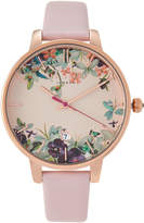 Ted Baker TE50377005 Rose Gold-Tone & Pink Watch