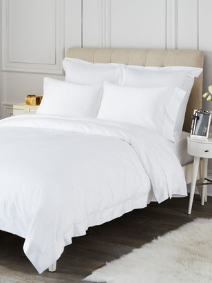 Saks Fifth Avenue Hemstitch Flat Sheet