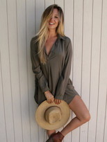 Tysa Tahoe Tunic in Olive