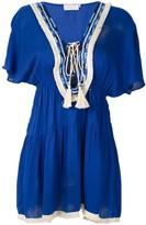 BRIGITTE tiered short dress
