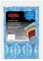 Thermos Reusable Ice Mat, Clear - 9 Cube