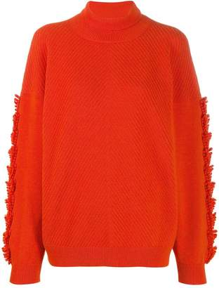 Barrie roll-neck cashmere jumper