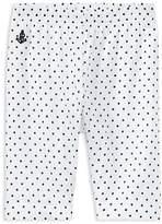 Ralph Lauren Girls' Polka-Dotted Leggings - Baby
