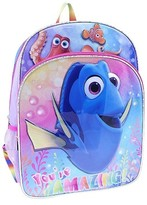 """Disney 16"""" Finding Dory You're Amazing! Kids Backpack - Multicolored"""