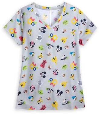 Disney Mickey Mouse and Friends T-Shirt for Women Walt World 2020