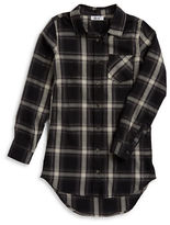 Dex Plaid Tunic