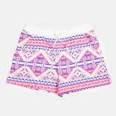 Sears Big Girls French Terry Shorts with Elastic Waist