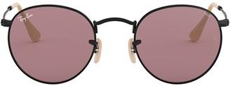 Ray-Ban Round Evolve Sunglasses