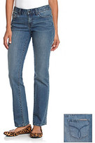 """Calvin Klein Jeans 32"""" Thallium Straight Leg Jeans"""