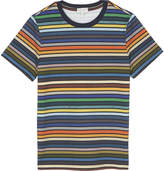 Paul Smith Phil striped cotton t-shirt 4-16 years