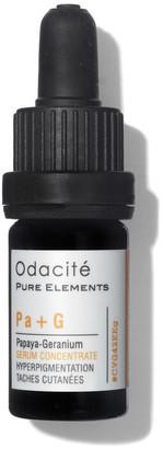 Odacité Pa+G Hyperpigmentation Serum Concentrate (Papaya + Geranium)