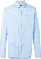 Lanvin front seam stitch shirt