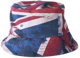 Pretty Green Reversible Union Jacket Bucket Hat