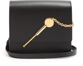 Sophie Hulme Cocktail Stirrer small leather cross-body bag
