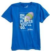 JEM Boy's Dr. Seuss Graphic T-Shirt