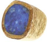 Louise et Cie Stone Detail Texture Ring - Size 7