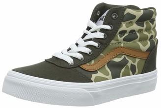 Vans Ward Hi Canvas Sneaker