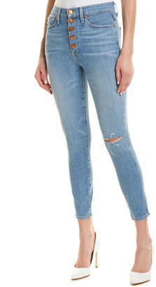 Alice + Olivia Good High-Rise Skinny Leg