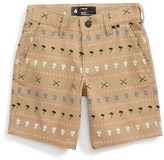 Hurley Toddler Boy's One & Only Walking Shorts