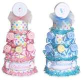 Silly PhillieTM Delicious Lollipop Diaper Cake Baby Gift