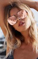 Quay Stop And Stare Sunglasses Pink