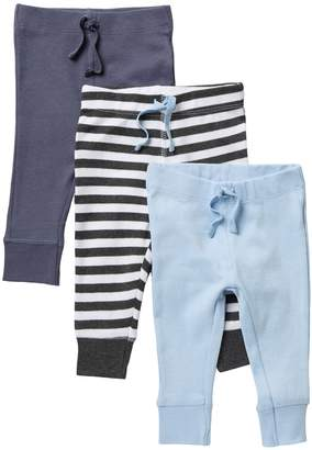 Koala Baby Assorted Pants - Pack of 3 (Baby Boys 0-9M)
