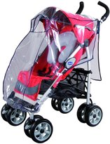 Babyland Sunnybaby Rain Cover for Buggy with Canopy