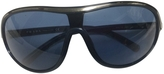 Prada Blue Plastic Sunglasses