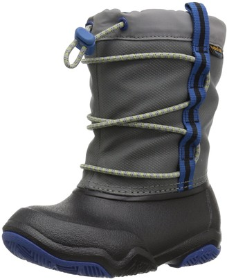 Crocs Kids' Swiftwater Waterproof Boot K Snow