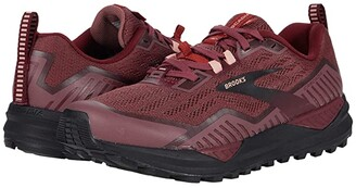 Brooks Cascadia 15 (Nocturne/Zinfandel/Black) Women's Running Shoes