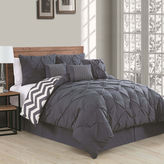 AVONDALE MANOR Avondale Manor Ella Striped Reversible 7-pc. Comforter Set