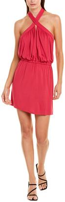 Krisa Halter Mini Dress