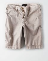 """American Eagle Outfitters AE Ne(x)t Level Slim Flat Front 9"""" Short"""