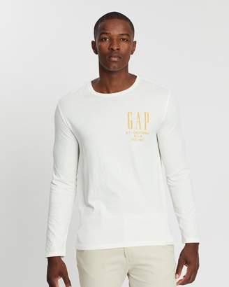 Gap LS Workwear Tee