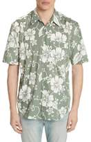 Our Legacy Floral Print Woven Shirt