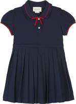 Gucci Bow detail polo dress 6-36 months