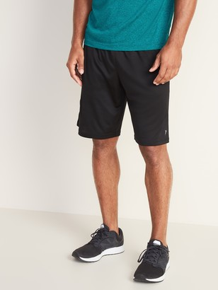 Old Navy Go-Dry Side-Panel Performance Shorts for Men - 9-inch inseam
