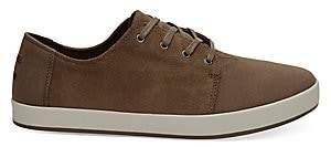 Toms Men's Payton Bark Suede Low-Top Sneakers