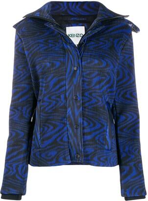 Kenzo zip-front jacket