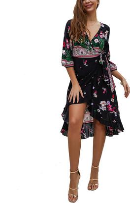 Luna Tuccini Midi Dress