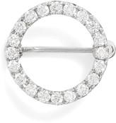 Bony Levy 20th Anniversary Diamond Circle Pin